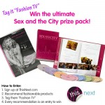 This Next Contest: Win an SATC Prize Pack or a Flat Screen TV!