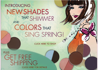 Free Shipping on Stila Shadows!