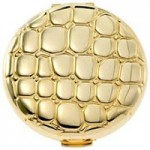 So Blanche Devereaux: Estee Lauder Golden Alligator Compact