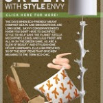 Check out ELLE.com's Green Coverage!