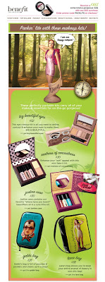 Benefit Beauty Deal: Free Gift with Purchase