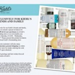 20 % Off at Kiehl's