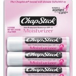 Support the Susan G. Komen for a Cure Foundation with ChapStick