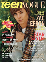 Who Made Teen Vogue's Annual Young Hollywood Issue?