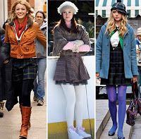 Exciting Things are Afoot: Gossip Girl-esque Tights Recommendations