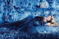Thierry Mugler's Angel Relaunch Featuring Naomi Watts