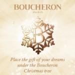 Boucheron's Christmas Tree Contest