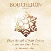 Boucheron's Christmas Tree Contest