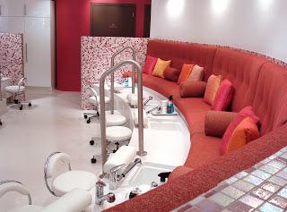 Dashing Diva's Enzymatic Pumpkin Pedi