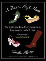 Winners Announced: A YEAR IN HIGH HEELS: The Girl's Guide to Everything from Jane Austen to the A-list