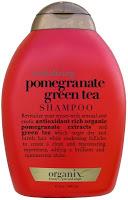 Enter to Win Organix Revitalizing Pomegranate Green Tea Shampoo & Conditioner