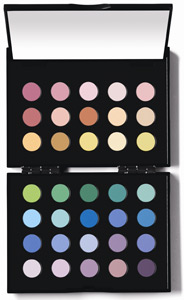 A Rainbow of Fruity Colors: Bobbi Brights Eye Palette