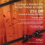 25% Off at Jurlique