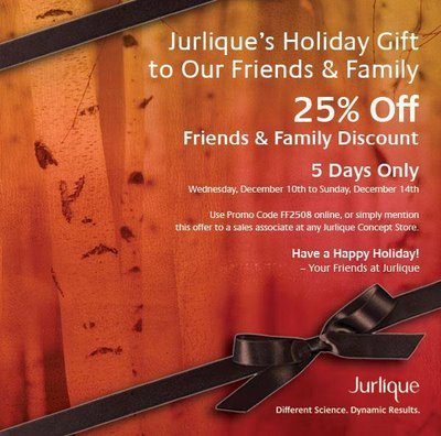 25% Off at Jurlique