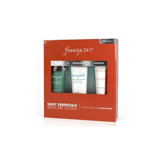 Win One of Five Freeze 24-7 Deluxe Sample Travel Sets!