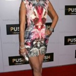 Camilla Belle at the Push Premiere