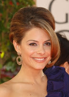 Maria Menounos at the Golden Globes