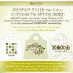 AVEENO and ELLE Want you to Choose the Winning Design