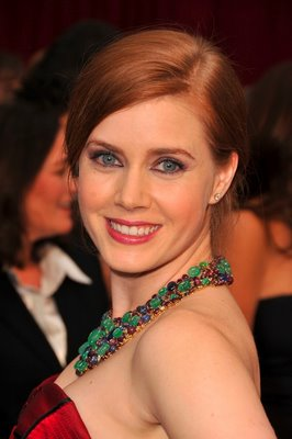 Oscars 2009 Beauty: Amy Adams
