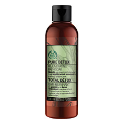 Flu Friend: The Body Shop's Pure Detox Rejuvenating Bath Soak