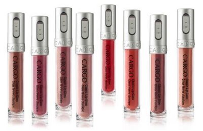 Never Again Encounter Lip Gloss Gone Bad: CARGO Introduces Timestrip® technology