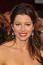 Oscars 2009 Beauty: Jessica Biel