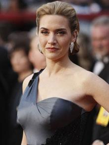 Oscars 2009 Beauty: Kate Winslet