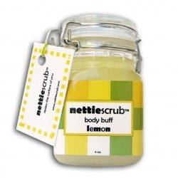 Indie Brand Rec: Nettiescrub Lemon Body Buff