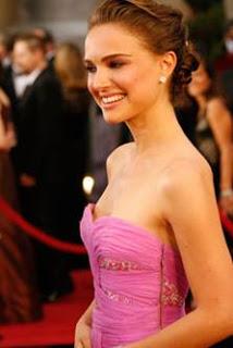 Oscars 2009 Beauty: Natalie Portman