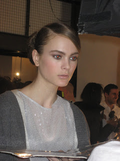 Fashion Week: BBJ Backstage at Thakoon