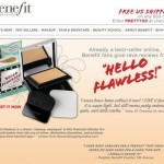"Benefit Cosmetics Quotes BBJ's Thoughts on ""Hello Flawless!"""
