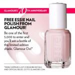 """Enter to Win a Mini Bottle of Essie's """"Glamour DO"""" Nail Polish"""