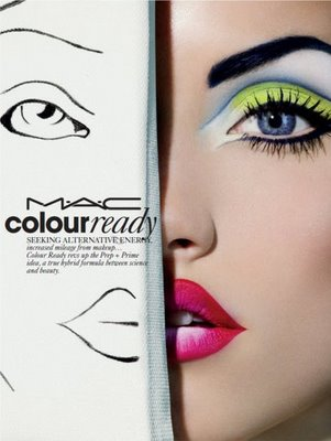 New MAC Collection: MAC Colour Ready
