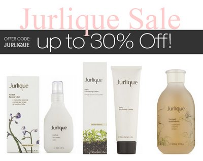 Jurlique Sale at Spirit Beauty Lounge