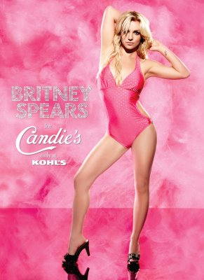 Britney Spears for Candie's for Kohl's