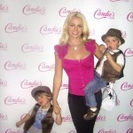 Britney Poses with Sean Preston and Jayden Jaymes