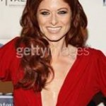 Ted Gibson Styles Debra Messing's Hair for the Tribeca Film Festival