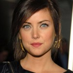 Jessica Stroup at The Informers Premiere