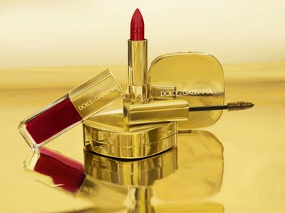 Makeup Artist Pat McGrath introduces Dolce&Gabbana The Make Up