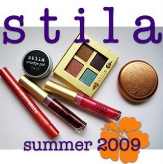Stila's 24 Karat Gold Stila India Summer Collection