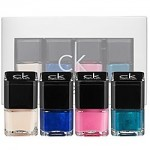 The Perfect Gift for your Friend with the Hamptons House: ck Calvin Klein Splendid Glam Mini Nail Enamel Collection