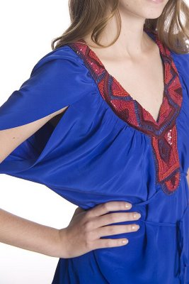 Check My New MINT Jodi Arnold Masai Cocoon Dress