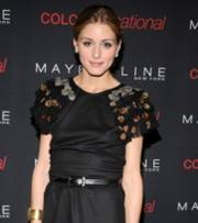 Olivia Palermo at the Maybelline New York Color Sensational Lipcolor Launch Party