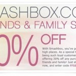 20% off at Smashbox
