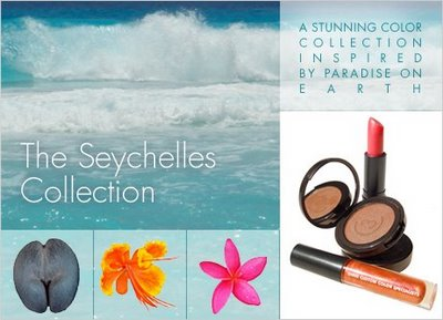 Giveaway: Three Custom Color Seychelles Collection