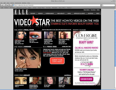 Become An ELLE Video Star!