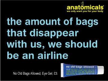BBJ Giveaway: Anatomicals No Old Bags Allowed Eye Gel