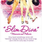Dashing Diva's New Slim Diva Mani Pedi