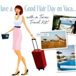 For Blair Warner Hair On the Go: Terax's Travel Kit