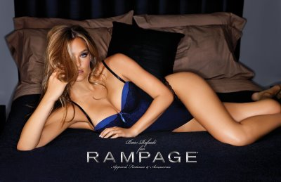 Bar Refaeli: The New Face of Rampage